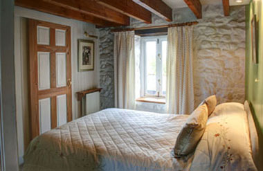 Potters Barn Double Bedroom, The Lake District, UK